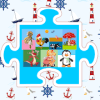 Kids Jigsaw and Sliding Puzzle Game