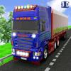Euro Europe Truck Driving 3D Transport Cargo Sim