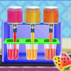 Ice Popsicle Factory Frozen Ice Cream Maker Game