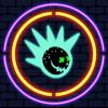 Stickman Escape  Neon Game