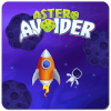 Avoid Astroides  Galaxy Space Shooter