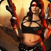 女机枪手Heavy Shooter