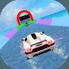 Car Aqua Race 3D  Water Park Race
