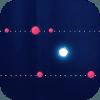 Best Jumping Dots Line
