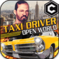 Open World Driver - Taxi Simulator 3D Free Racing