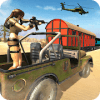 Cover Fire 3D Sniper : Free Gun Shooting Game FPS