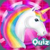 Unicorn Word Quiz Puzzle