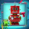 Crazy Robot Repair Fixing & Repairing Game
