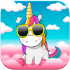Unicorn Runner 3D Cute Game for Girls