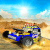 Off road car driving and racing multiplayer