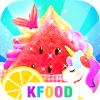 Unicorn Chef Summer Ice Foods