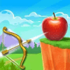 Bow and Apple