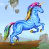 Unicorn Magical Dash: Run