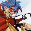 Anime tengen toppa gurren lagann Jigsaw Puzzle