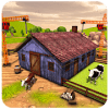 Village Cattle House Construction Farm Builder