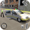 Taxi Driving Game - City Taxi Driver Simulator 3D