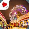 Amusement Park Amazing Fun Theme Rides