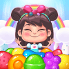 New Sweet Candy Pop Puzzle World