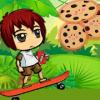 凤凰极速赛车开奖,Oreo's Skateboard Adventure