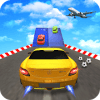 Impossible Car Stunt game  Car games