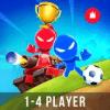 2 3 4 Player Stickman Mini Games