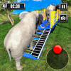 Zoo Animal Transporter Truck Driver Simulator 3D