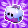 Simulator of boxes for Brawl Stars