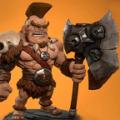 Barbarian War