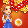 Bubble shooter Wizard of Oz