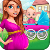 Mommy & Newborn Baby Nursery- Virtual Babysitter