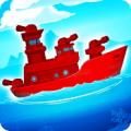 太平洋战争战舰海战