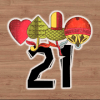 21 Oko bere