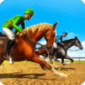 Horse Racing - Derby Quest Race Horse Riding Games