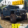 4X4 DRIVE : SUV OFF-ROAD SIMULATOR