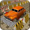 Car Parking Simulator: School Driving Test