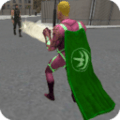 3D超人英雄