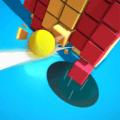 彩色球球塔