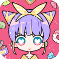 Cute Girl Avatar Maker - dress up fun game