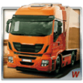 歐洲重型卡車穿越