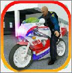 3D警察摩托