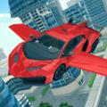 3D飞行汽车模拟