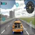 3D开车漂移
