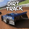 泥泞跑道美国赛车