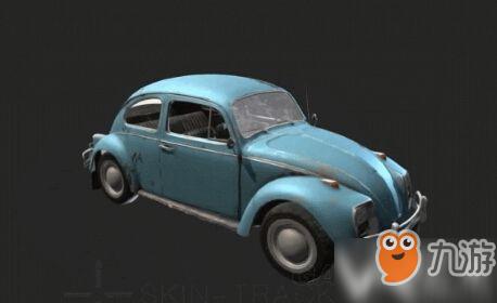 《和平精英》甲壳虫怎么样 汽车属性评测