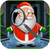 圣诞老人密室逃脱