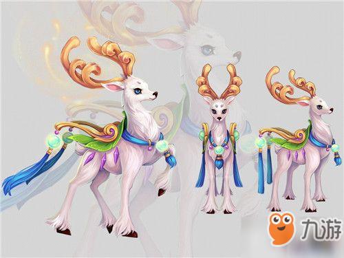 神雕侠侣2九色仙鹿厉害吗 九色仙鹿属性介绍