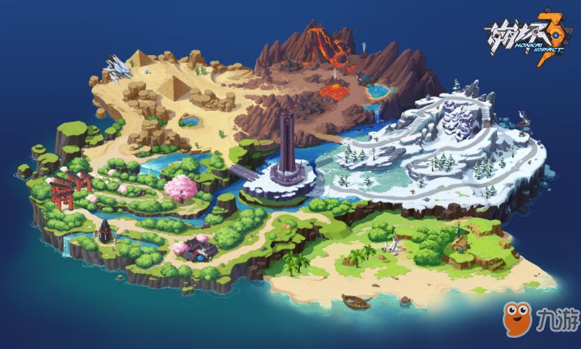 《崩坏3》奇异漂流冰川巨像怎么过 奇异漂流冰川巨像图?#32784;?#20851;攻略