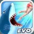 饥饿的鲨鱼进化独角鲸
