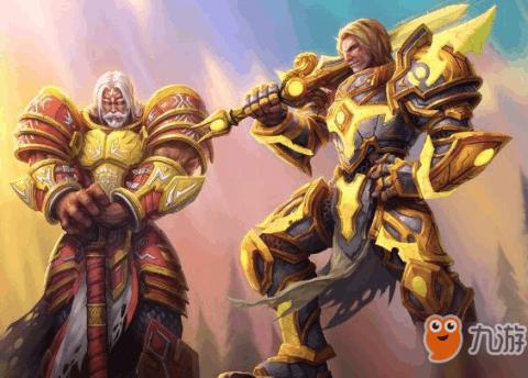 魔兽世界移动版圣骑士攻略秘籍_魔兽世界移动版圣骑士手柄通关游戏图片