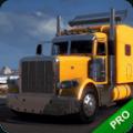Cargo Dump Truck Driver Simulator PRO Europe 2018